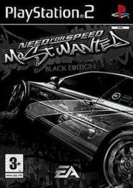 achat jeu ps2 need for speed most wanted black edition d. Black Bedroom Furniture Sets. Home Design Ideas