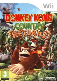 JEU WII DONKEY KONG COUNTRY RETURNS