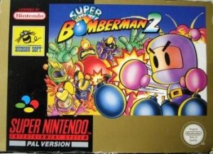 JEU SNES SUPER BOMBERMAN 2