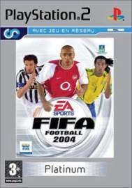 JEU PS2 FIFA FOOTBALL 2004 (PLATINUM)