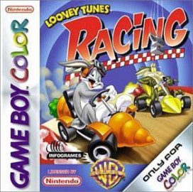 achat jeu gbc looney tunes racing d 39 occasion cash express. Black Bedroom Furniture Sets. Home Design Ideas