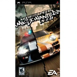 achat jeu psp need for speed most wanted 5 1 0 d 39 occasion. Black Bedroom Furniture Sets. Home Design Ideas