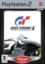 achat jeu ps2 gran turismo 4 platinum d 39 occasion cash express. Black Bedroom Furniture Sets. Home Design Ideas