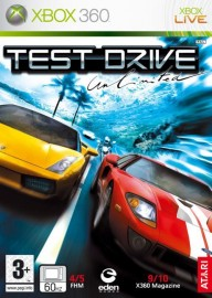 JEU XB360 TEST DRIVE UNLIMITED