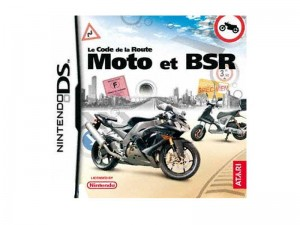 achat jeu ds le code de la route moto et bsr d 39 occasion cash express. Black Bedroom Furniture Sets. Home Design Ideas