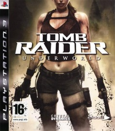 JEU PS3 TOMB RAIDER UNDERWORLD