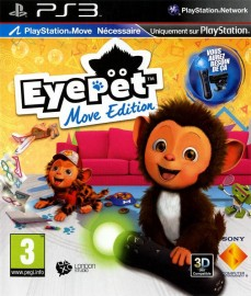 JEU PS3 EYEPET MOVE EDITION