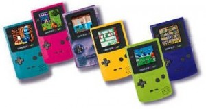 CONSOLE NINTENDO GAME BOY COLOR