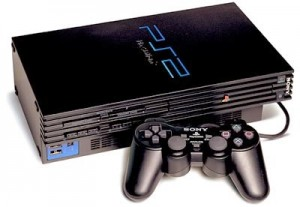 CONSOLE SONY PS2 FAT