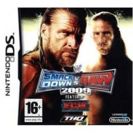 Achat jeu ds smack down 2009 d 39 occasion cash express for Cash piscine cahors