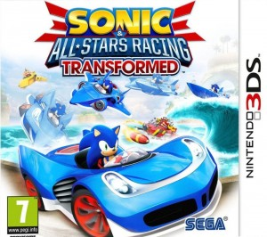 JEU 3DS SONIC & ALL STARS RACING TRANSFORMED