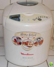 achat machine a pain moulinex home bread 848730 d 39 occasion. Black Bedroom Furniture Sets. Home Design Ideas