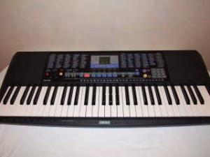 Achat clavier yamaha psr 190 d 39 occasion cash express for Yamaha psr 190 manual