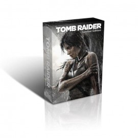 achat jeu xb360 tomb raider survival edition d 39 occasion. Black Bedroom Furniture Sets. Home Design Ideas