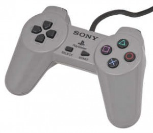 MANETTE FILAIRE SONY PS1