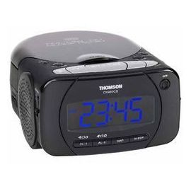 achat radio reveil cd thomson cr460cd d 39 occasion cash express. Black Bedroom Furniture Sets. Home Design Ideas