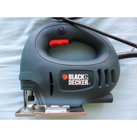 achat scie sauteuse black decker cd301a d 39 occasion. Black Bedroom Furniture Sets. Home Design Ideas