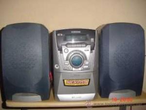 achat chaine hifi samsung mm 29 d 39 occasion cash express. Black Bedroom Furniture Sets. Home Design Ideas