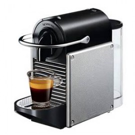 achat cafetiere nespresso magimix pixie m110 d 39 occasion. Black Bedroom Furniture Sets. Home Design Ideas