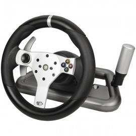 achat volant xbox 360 madcatz racing wheel d 39 occasion. Black Bedroom Furniture Sets. Home Design Ideas