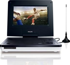 achat lecteur dvd portable tnt philips pd7005 12 d. Black Bedroom Furniture Sets. Home Design Ideas