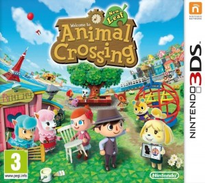 JEU 3DS ANIMAL CROSSING : NEW LEAF