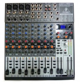Achat table de mixage behringer xenyx1622fx d 39 occasion cash express - Table de mixage behringer ...