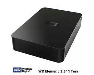 achat disque dur externe wd elements 1 tera d 39 occasion. Black Bedroom Furniture Sets. Home Design Ideas