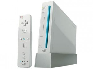 CONSOLE NINTENDO WII BLANCHE