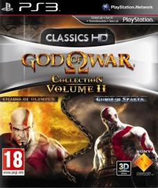 JEU PS3 GOD OF WAR COLLECTION VOLUME 2 EDITION ALLEMANDE