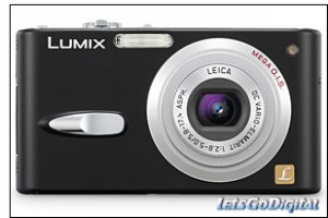 Achat appareil photo panasonic dmc fx3 lumix d 39 occasion for Changer ecran appareil photo lumix