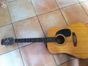 guitare acoustique vester