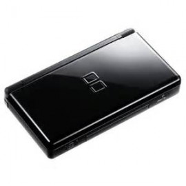 achat console ds lite nintendo noire d 39 occasion cash express. Black Bedroom Furniture Sets. Home Design Ideas