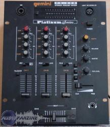 table de mixage gemini ps-626