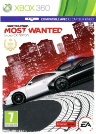 JEU XB360 NEED FOR SPEED : MOST WANTED (PASS ONLINE)
