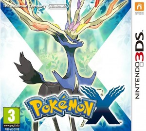 JEU 3DS POKEMON X