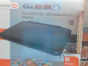 Antenne fm boulanger