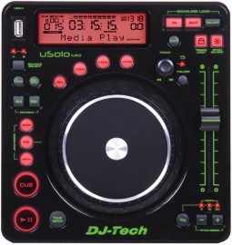 achat lecteur usb controleur scratch dj tech usolo mkii d. Black Bedroom Furniture Sets. Home Design Ideas