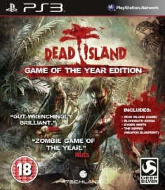 Achat jeu ps3 dead island game of the year edition version for Cash piscine cahors