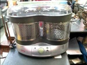 Achat cuiseur a vapeur vitacuisine seb s06 d 39 occasion for Cuiseur vapeur seb vitacuisine