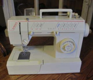 Achat machine a coudre singer 5805c d 39 occasion cash express for Machine a coudre 93
