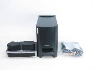 achat home cinema 3 2 1 bose av3 2 1iii media center d 39 occasion cash express. Black Bedroom Furniture Sets. Home Design Ideas