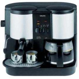 achat cafetiere combi krups expresso d 39 occasion cash express. Black Bedroom Furniture Sets. Home Design Ideas