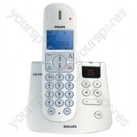 achat telephone fixe philips cd445 d 39 occasion cash express. Black Bedroom Furniture Sets. Home Design Ideas