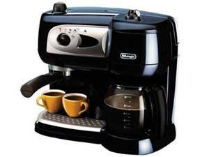 achat cafetiere combine expresso delonghi bco261b d 39 occasion cash express. Black Bedroom Furniture Sets. Home Design Ideas