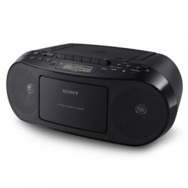 achat poste radio cd k7 sony cfd s50 d 39 occasion cash. Black Bedroom Furniture Sets. Home Design Ideas