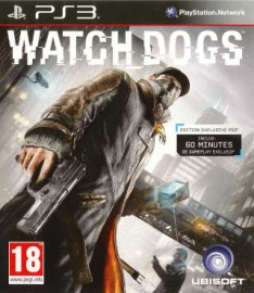 JEU PS3 WATCH DOGS VERSION EURO