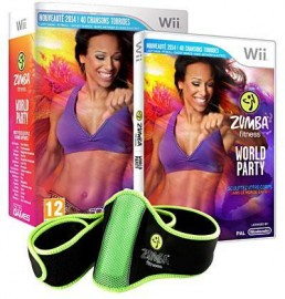 JEU WII ZUMBA WORLD PARTY