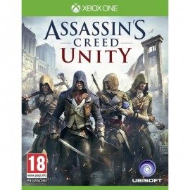 JEU XBONE ASSASSIN'S CREED UNITY