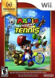 JEU NINTENDO MARIO TENNIS POWER